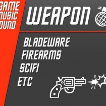 unity各种实用武器音效Weapon Sounds Pack