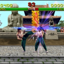 unity 2D横版格斗游戏《MortalCombat》demo源码