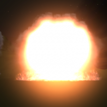 unity爆炸特效Ians Explosion Pack