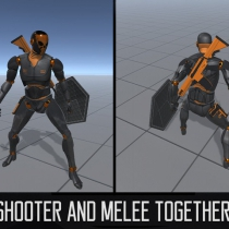 Third Person Controller - Shooter Template 1.1.0