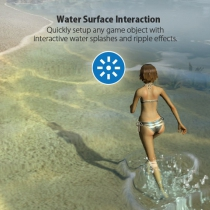 unity水系统SUIMONO Water System v2.1.5