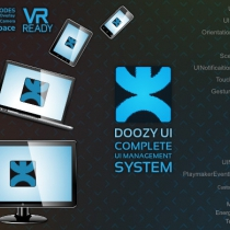 DoozyUI: Complete UI Management System 2.9