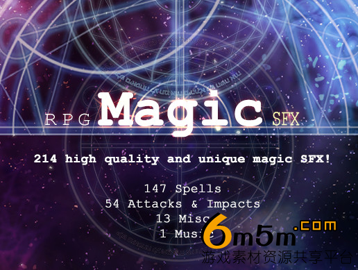RPG Magic SFX Pack 1.0