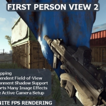unity第一人称视角First Person View 2 v2.1
