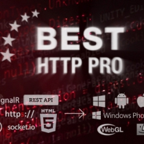 unity数据传输Best HTTP 1.10.6