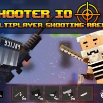Shooter IO with Battle Royale game mode 1.14