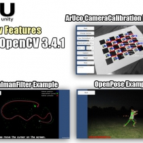 unity视觉识别OpenCV for Unity 2.2.9