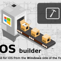 iOS Project Builder for Windows 3.10