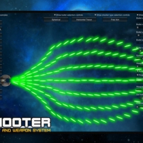 Unity 2D Shooter Bullet and Weapon System v1.41