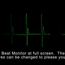 unity心率脉冲Heart Rate and Beat Monitor 2.1