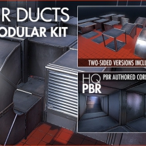 unity通风管道HQ Air Ducts Kit 1.2