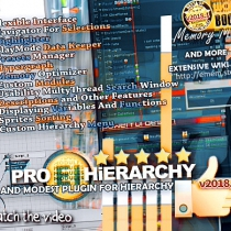 Hierarchy PRO +Presets And Selections  v18.1-p2-u4