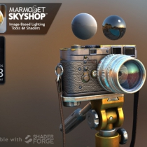 Skyshop: Image-Based Lighting Tools & Shaders