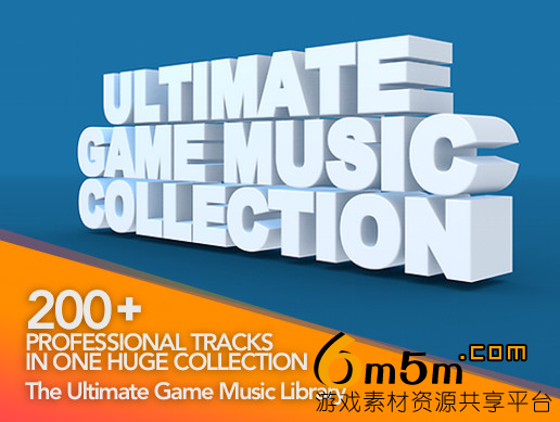 Ultimate Game Music Collection 1.8
