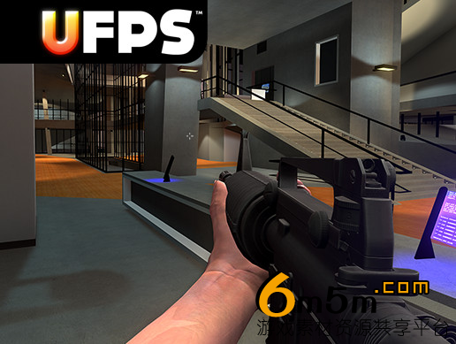 unity FPS射击游戏项目UFPS : Ultimate FPS 1.7.4