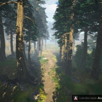 untiy3d 自动地形编辑插件Landscape Auto Material v1.02