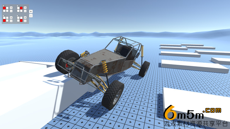unity汽车悬挂系统Car suspension 1.2