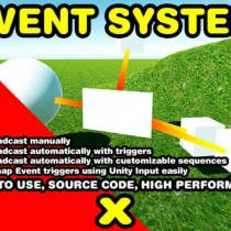 unity游戏事件系统 Event System X 1.1.1