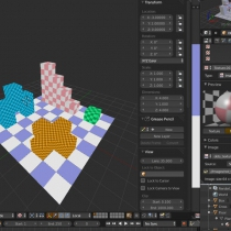 unity光照纹理插件Atlas3D Toolkit for NGUI 1.7