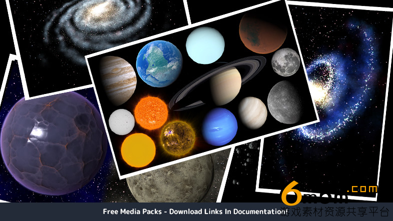 unity3d太空工具包 Space Graphics Toolkit v3.6.2