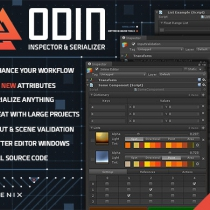 unity游戏序列化插件Odin - Inspector and Serializer 2.0.16
